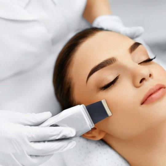 Curatare faciale