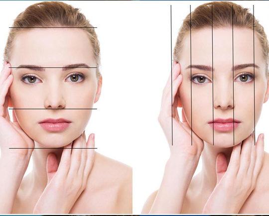 contur facial